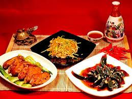 Региональные особенности китайской национальной кухни